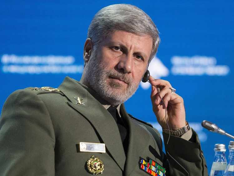 Iran Is the Target and Russia Knows That