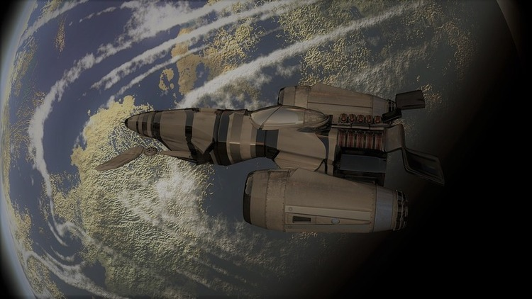 NASA Engineer Proposes 'Helical Engine' for Space Travel