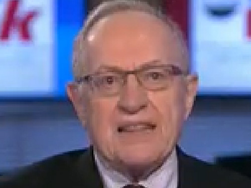 Alan Dershowitz: Only Thing That Matters About Michael
