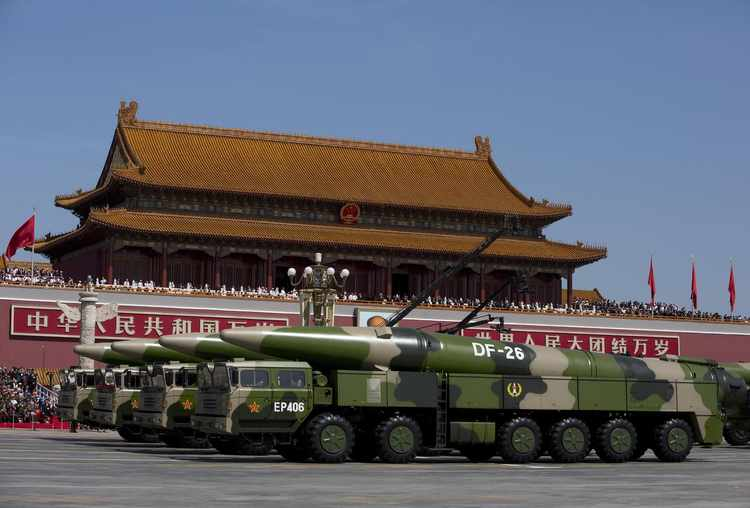 Is China's 'Guam Killer' Missile Too Hyped Up?