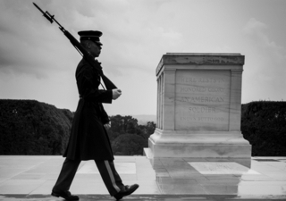 Why You Don't Mess With a Tomb of the Unknown Soldier Guard