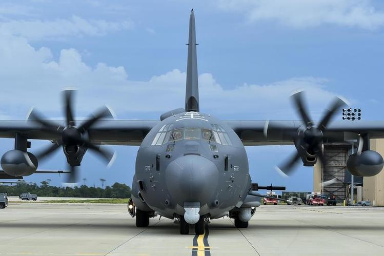 AC-130J 'Ghostrider' Gunships Fly First Combat Missions