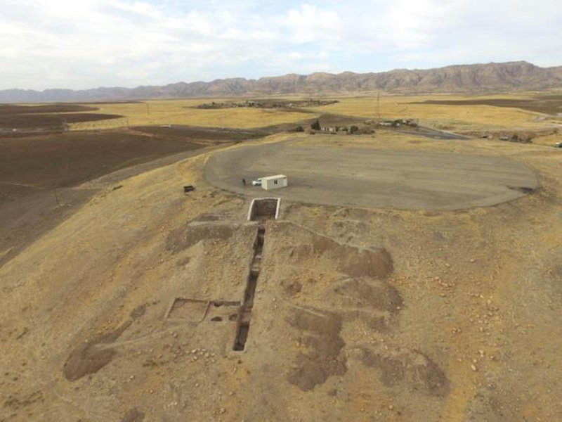 Ancient Lost City of Mardaman Uncovered in Iraq