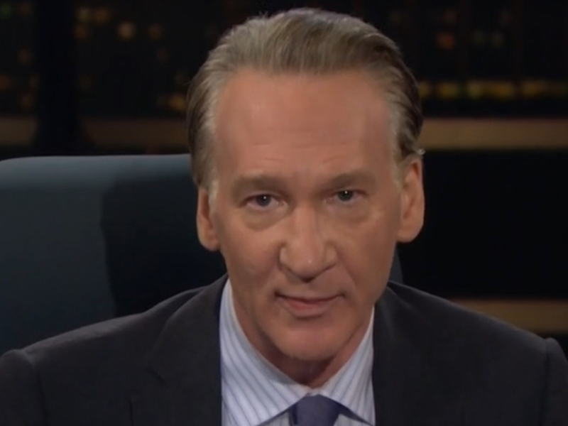 Maher: If Liberals Think Trump Is A Fascist, They Should