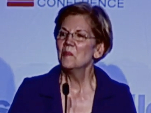 "Elizabeth Warren Questions Electoral College: Not A ""Healthy Democracy"" If Person With Most Votes Loses"