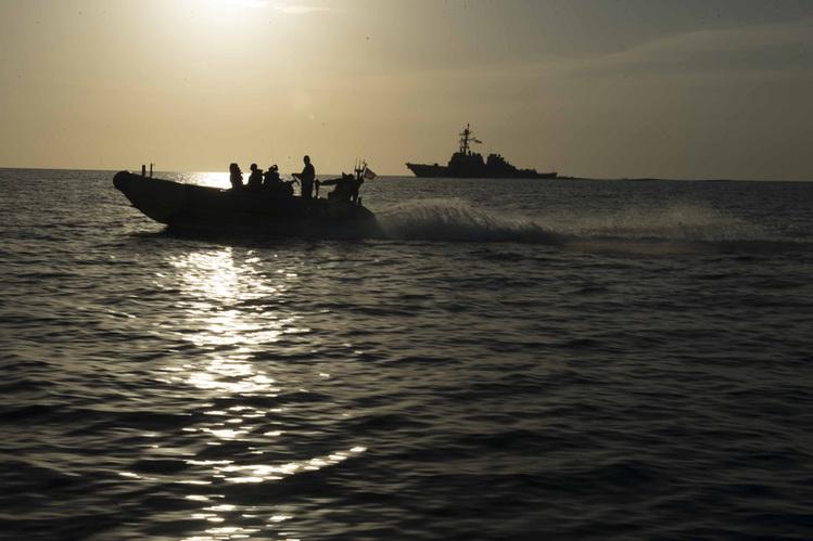An Israeli Maritime Strategy Benefits the U S