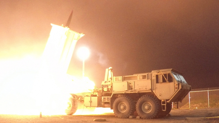 Senators Push for Army to Fully Own Terminal Missile Defense