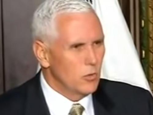 b5b878dc81 Mike Pence To Organization Of American States: Venezuela Has ...