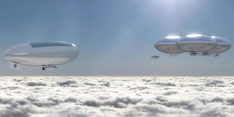 An Airship on Venus? Russia Might Get There First