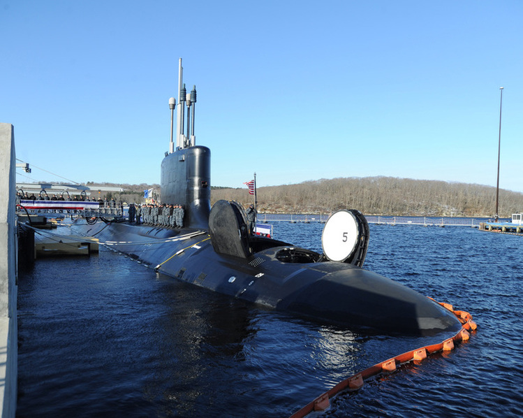 Submarines Poised to Take Major Role in Strike Warfare