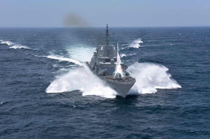 The U.S. Navy's Newest Frigate Can't Carry Enough Missiles