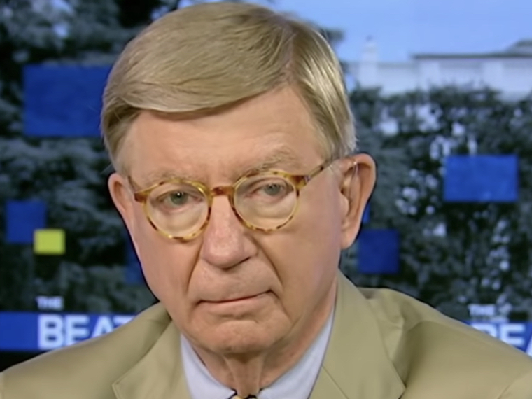 george will trump syntactically challenged a sad embarrassing