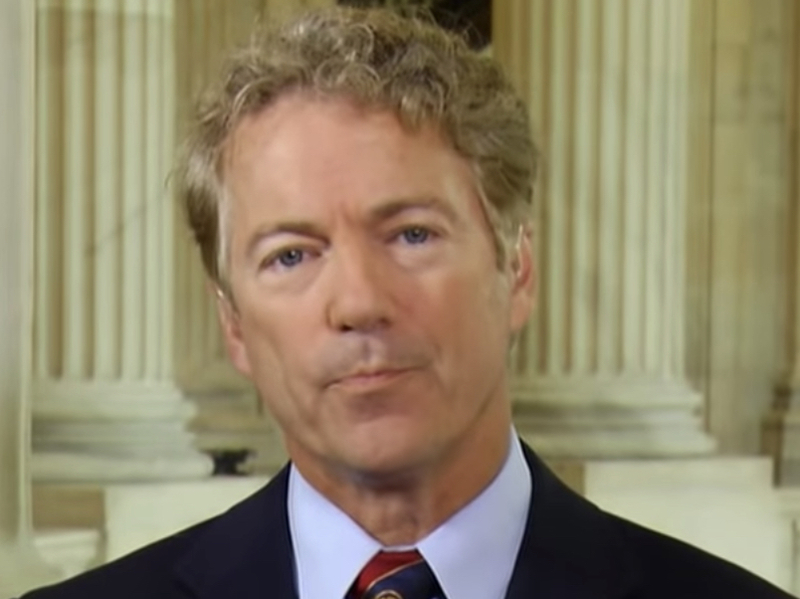 Rand Paul: The Deep State Is Protecting Their Own, Not Listening To President's Orders