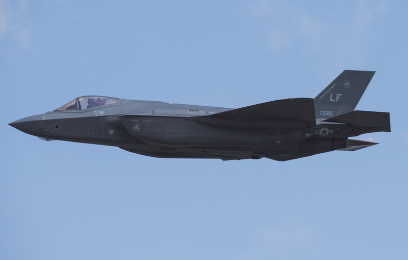 The F-35 Is Too Good To Fail
