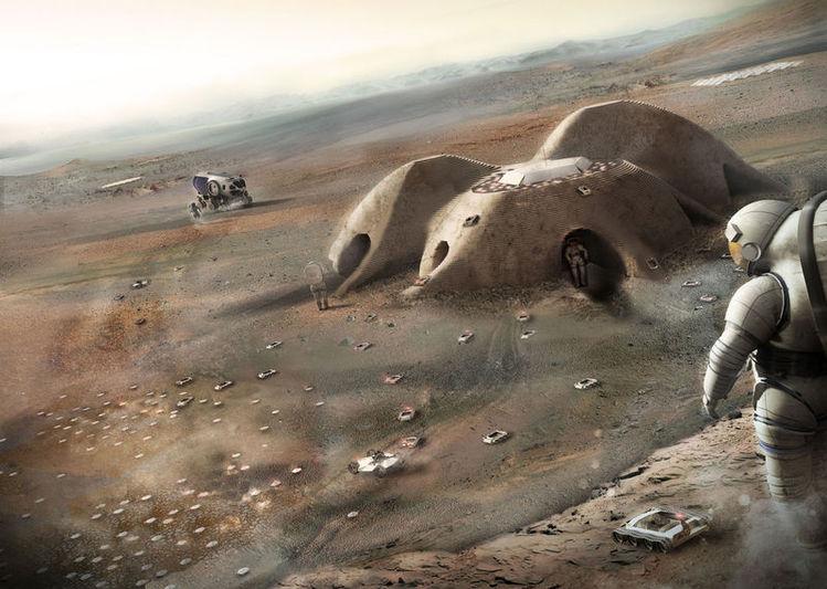 Million People on Mars May Not Be Wishful Thinking