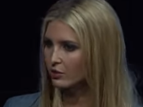 765613b8aae Ivanka Trump  The Press Is Not An Enemy Of The People