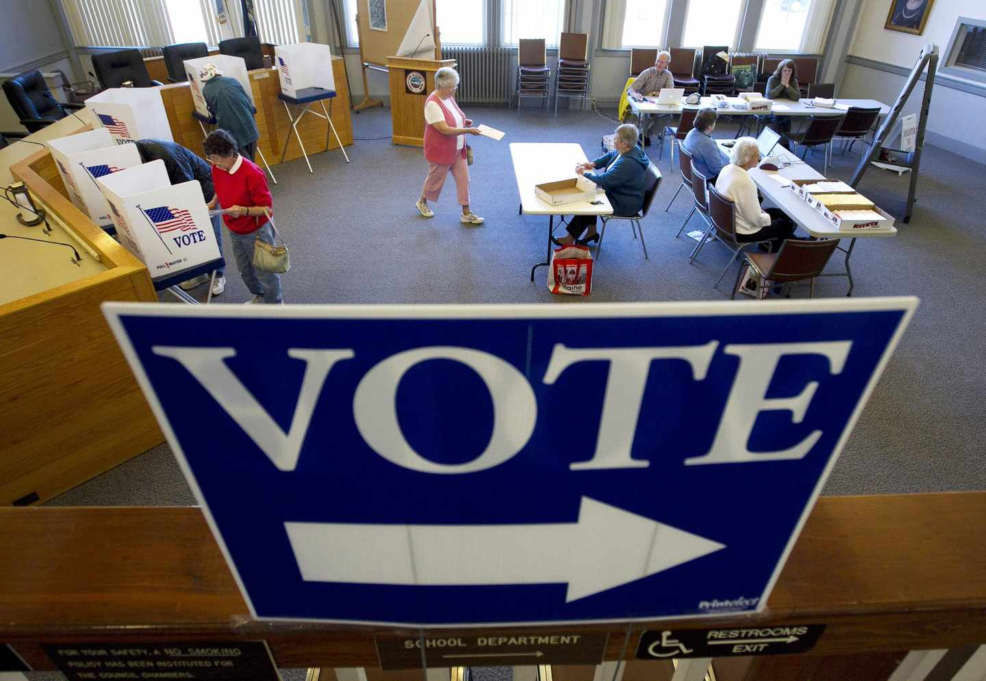 Ranked-Choice Voting Could Help Dems -- and the Nation
