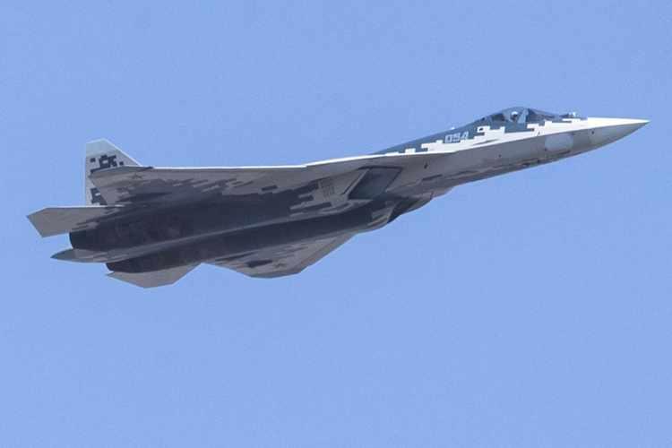 Putin Orders 76 New Su-57 Stealth Fighters