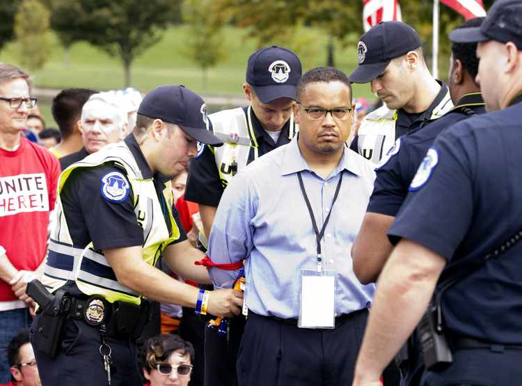 Keith Ellisons Troubling Support Of Cop Killers Realclearpolitics