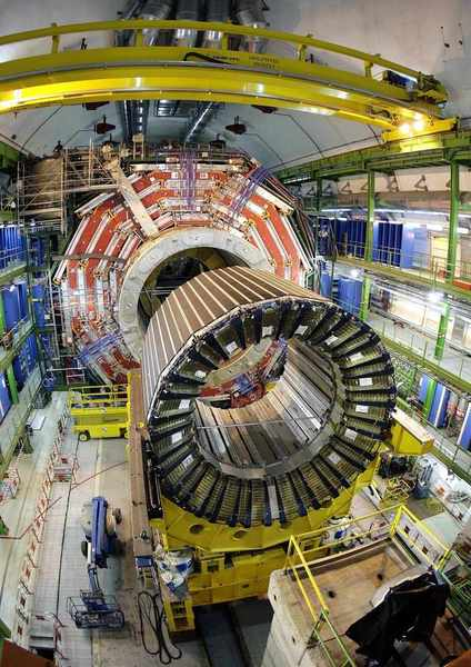 Physicists Search for Monstrous Higgs Particle