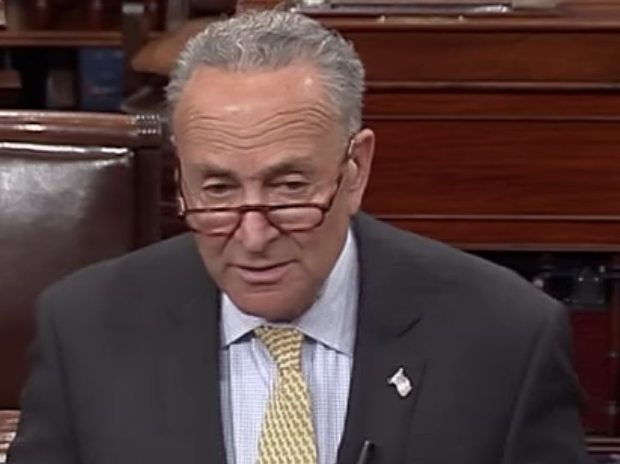 Image result for [MUST SEE] VIDEO Chuck Schumer: God Told Me to Fight Against Trump No Matter What do you support him ?