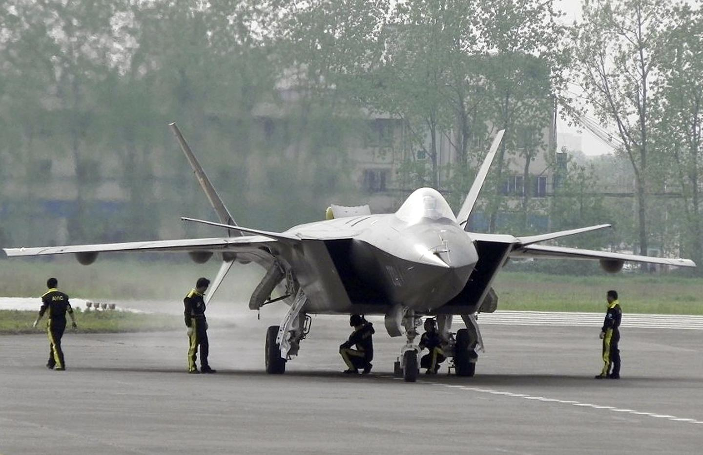 The Problem With China's Powerful Air Force
