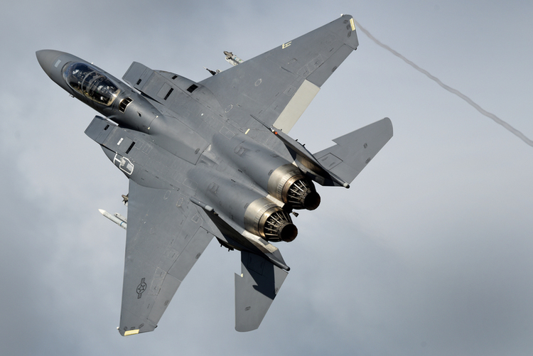 Lockheed Martin Is Waging War on Boeing's F-15EX