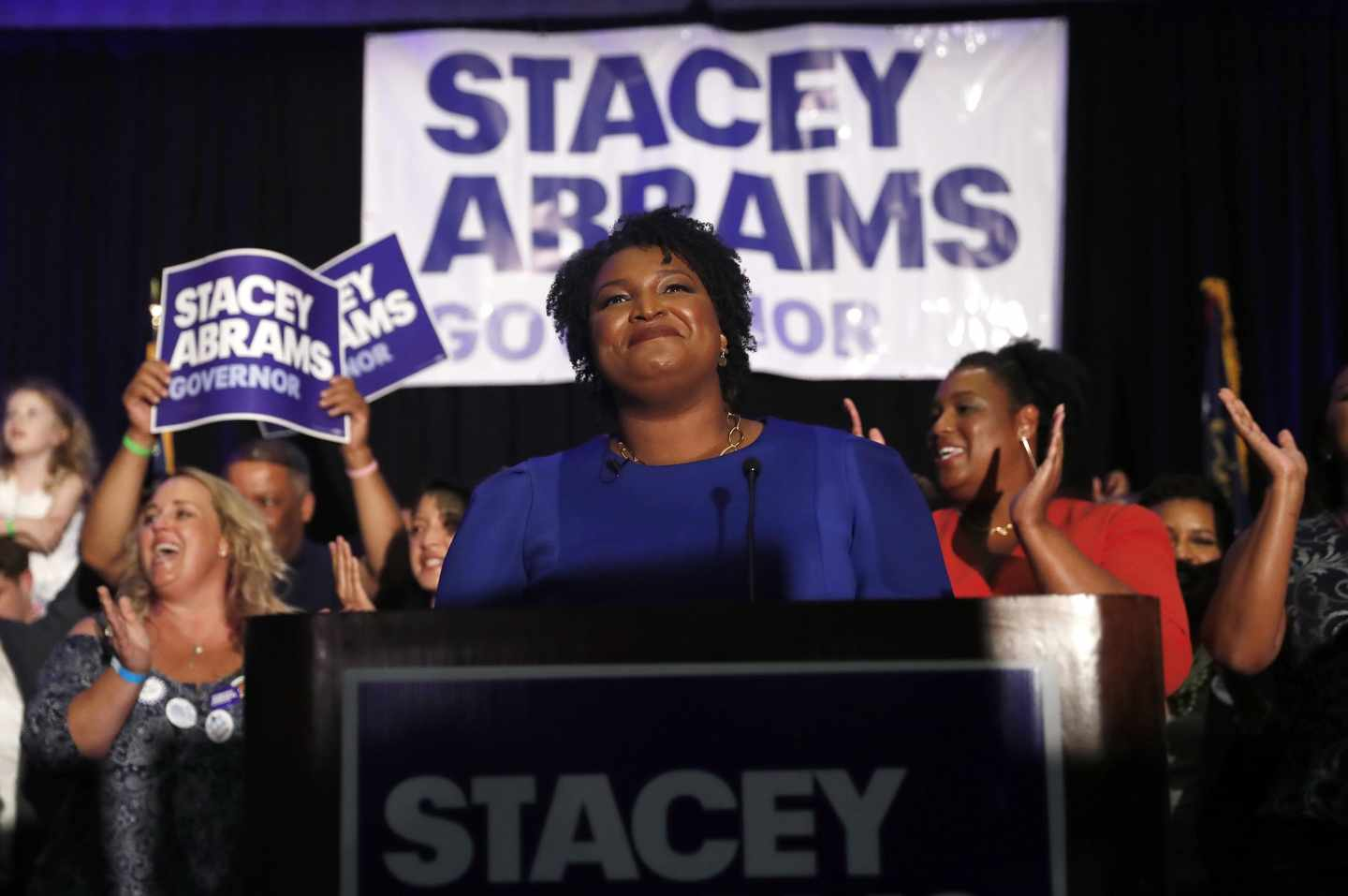 Will Toxic Politics Stem the Surge in Women Candidates?