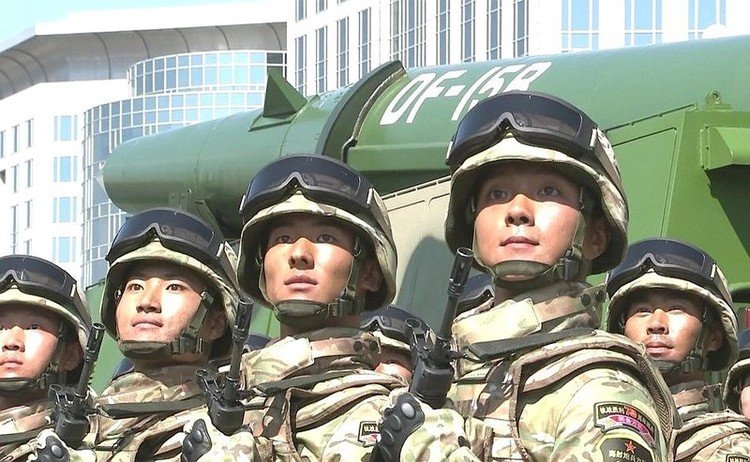 The Chinese Military Speaks to Itself, Revealing Doubts
