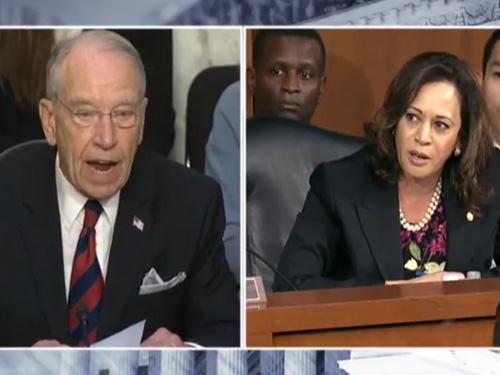 Democratic Senators Challenge, Object, Interrupt Kavanaugh
