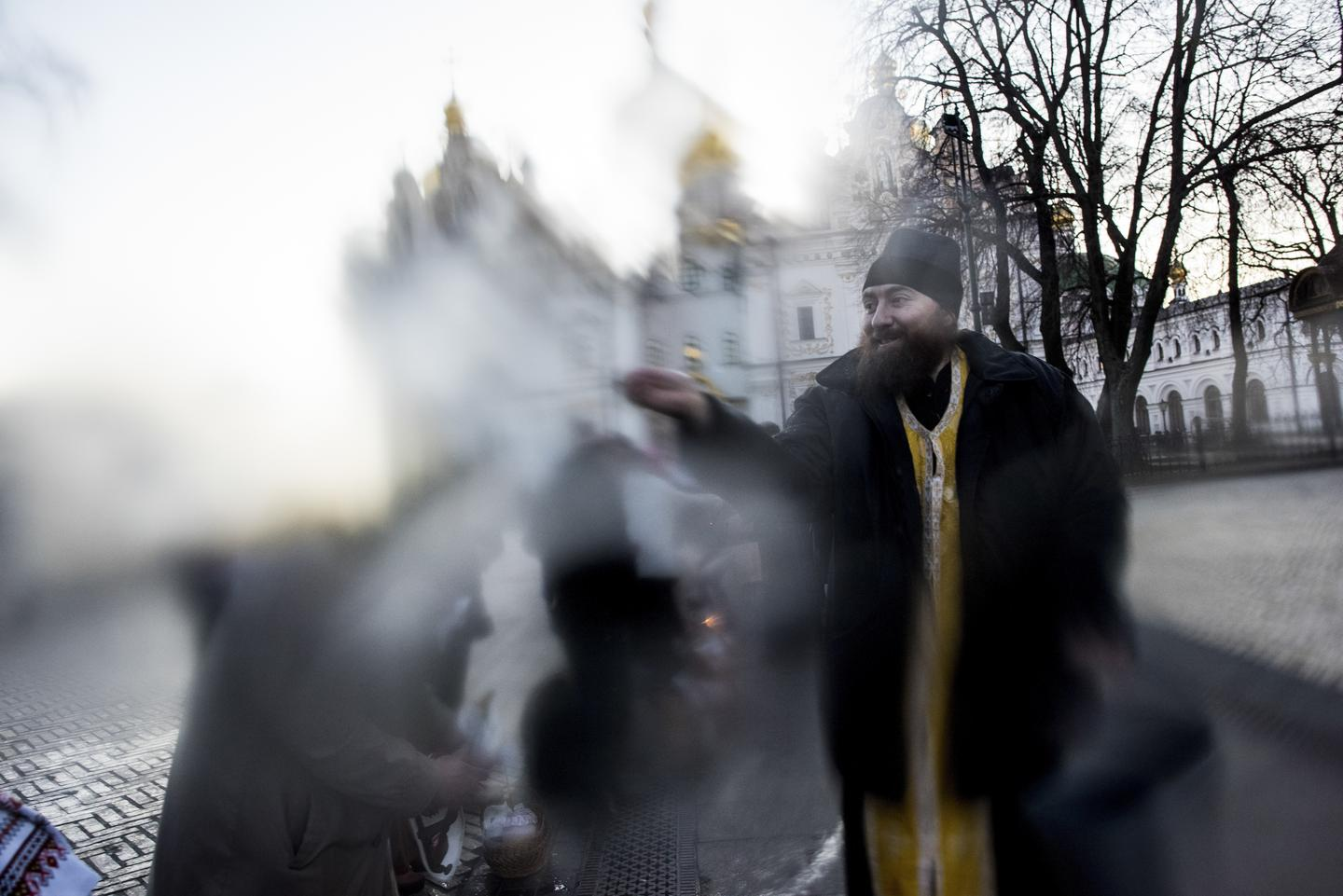 Independence for Ukraine's Orthodox Church Is an Earthquake for Putin