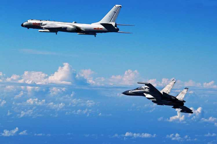 Taiwan Vows 'Forceful Expulsion' of Chinese Fighters