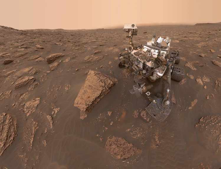 Nightly Changes in Mars' Atmosphere Solves Methane Mystery?