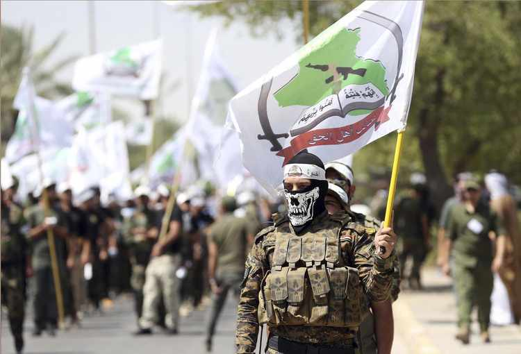 Iran-Backed Militias Struggle to Resist U.S. Pressure