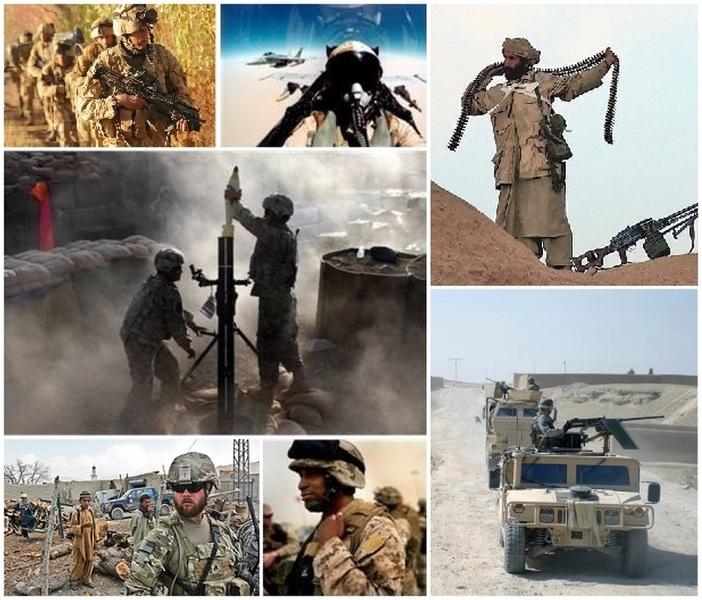 Flipboard: Afghanistan War Enters 18th Year: A Timeline