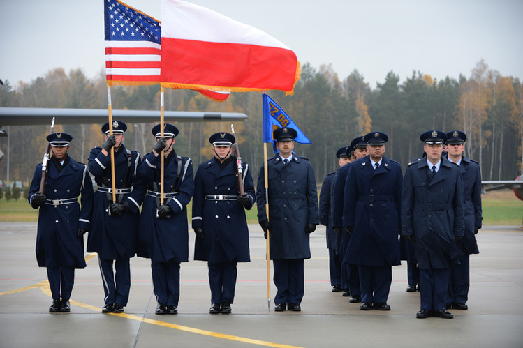 Permanently Stationing U.S. Forces in Poland