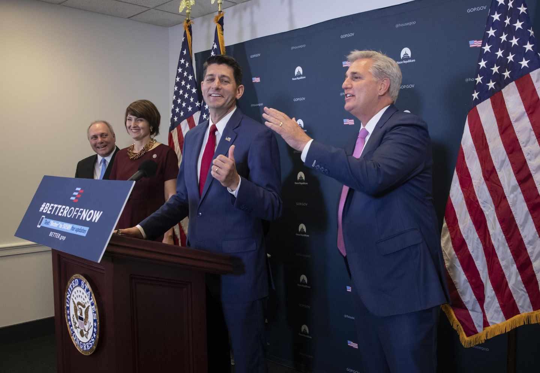GOP Gains Momentum, But Midterm Spending Trails Dems'