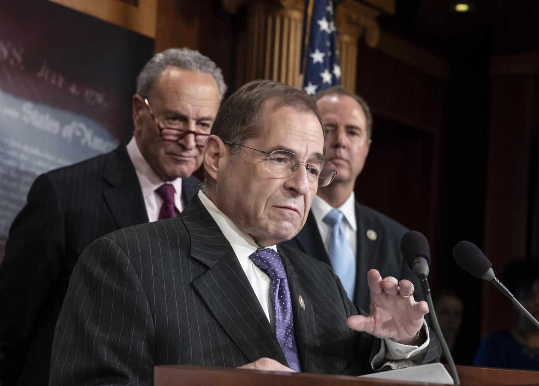 Democrats Gamble on Yuletide Impeachment