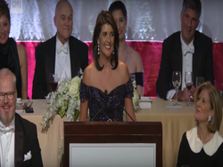 Nikki Haley At The Alfred E Smith Memorial Foundation Dinner