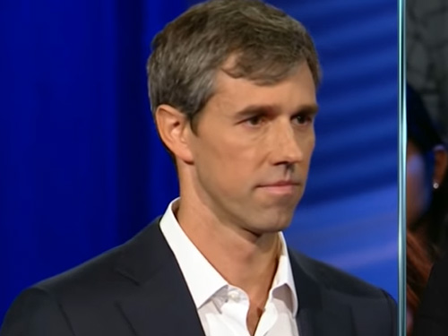 "Beto O'Rourke: I Would Vote To Impeach President Trump; Putin Meeting Was ""Collusion In Action"""