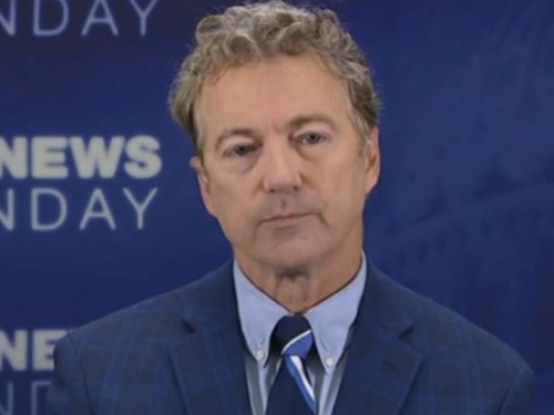 """Rand Paul: Saudi Claims About Khashoggi Murder Are """"Insulting"""" To The """"Civilized World"""""""