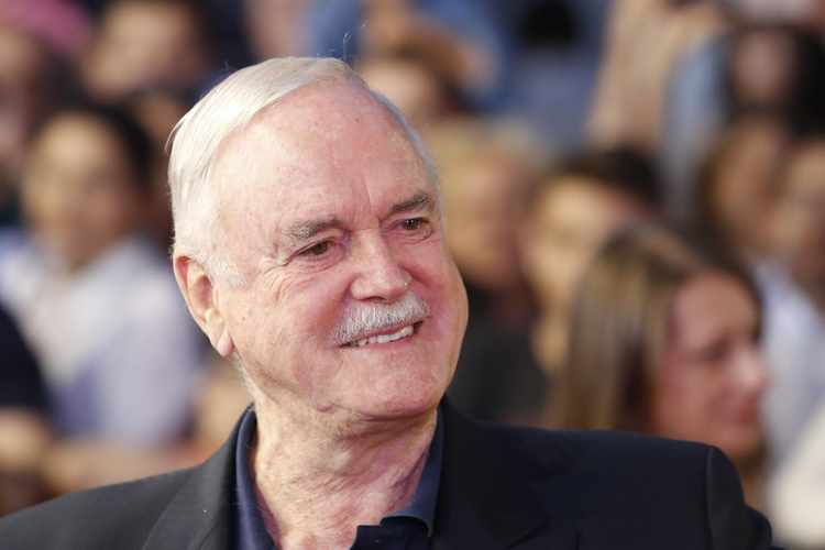 Monty Python's John Cleese Taught at Cornell