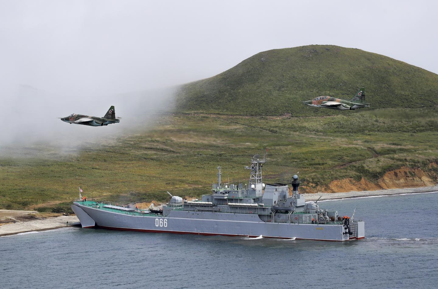 No Fanfare for Russia's Reduced-Scale Strategic Exercises