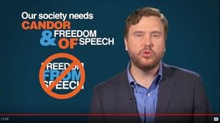 Greg Lukianoff: Does Free Speech Offend You?