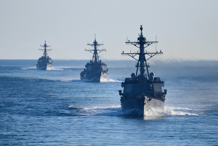 The U.S. Navy Has Forgotten What It's Like to Fight