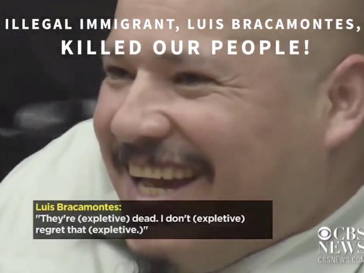 Illegal Immigrant Luis Bracamontes