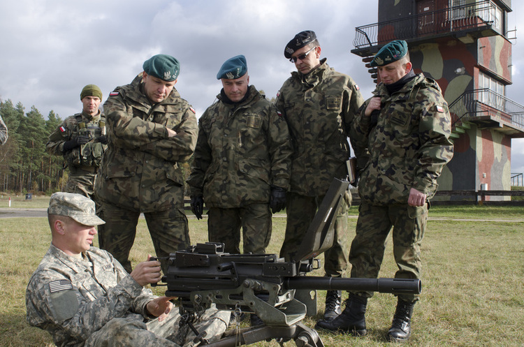 An Unconvincing Proposal for Permanent U.S. Troops in Poland