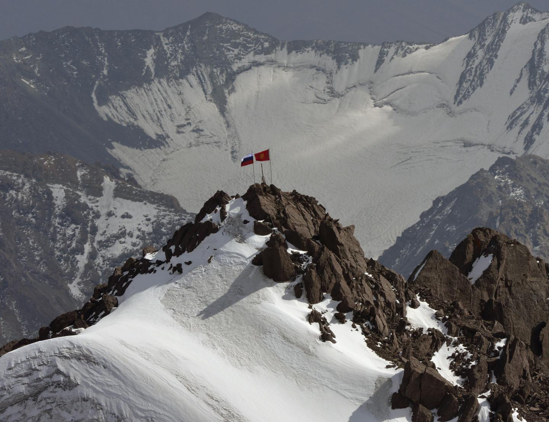 How Eurasia's Tianshan Mountains Changed the World