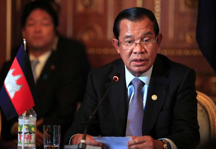 Hun Sen's Power Paradox