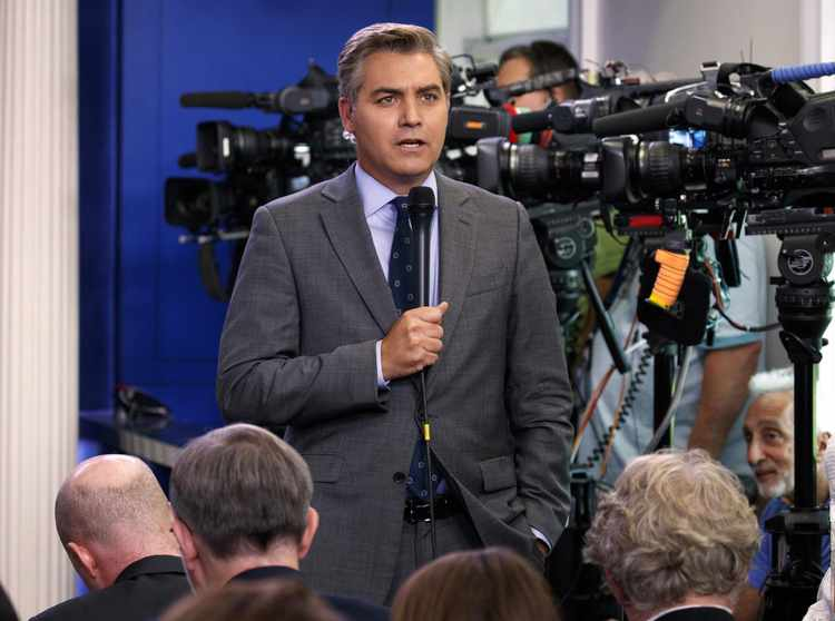 realclearpolitics.com - Frank Miele - Jim Acosta and the Hubris of Celebrity Journalism